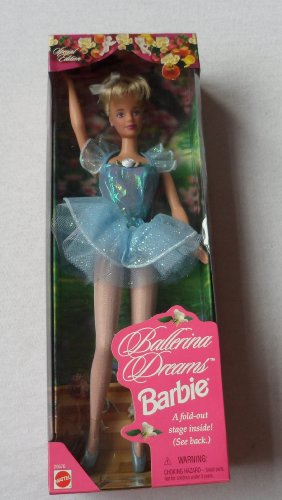 Special Edition Ballerina Dreams Barbie #20676 1998 - 1