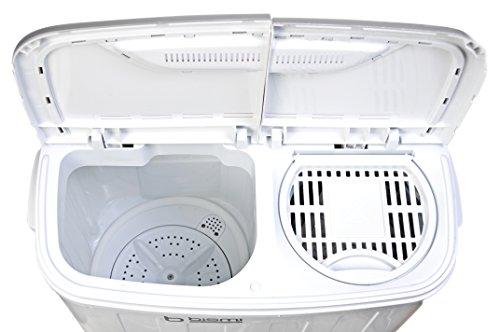 Bismi Professional Grade Compact Portable Washing Machine
