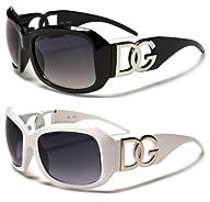 Oversize Frame DG Eyewear Designer Womens Fashion Sunglasses