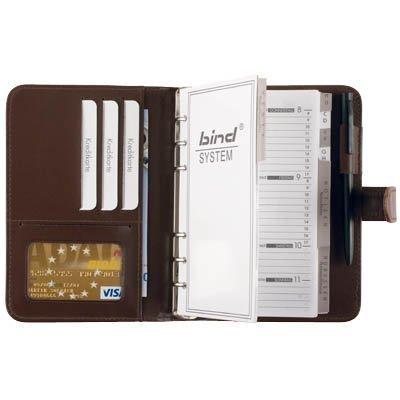 bind-systemplaner-a6-inkl-kalender-1-woche-2-seiten-kalendarium-agenda-lederimitat-braun-16601