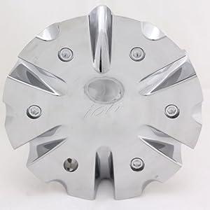 Ion Wheel Center Cap Chrome #618