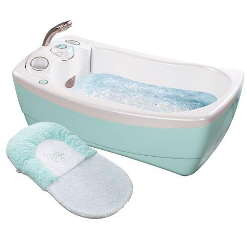 Lil' Luxuries® Whirlpool Bubbling Spa & Shower