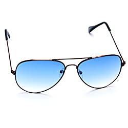 Optis Aviator Sunglasses (Brown Red) (SRSXC4L2)