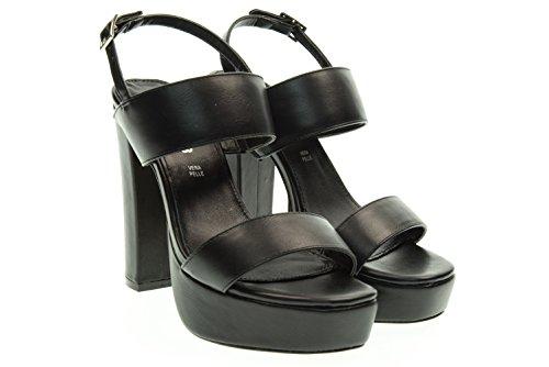 LAAB donna sandalo PELCC2098WCA000 39 NERO