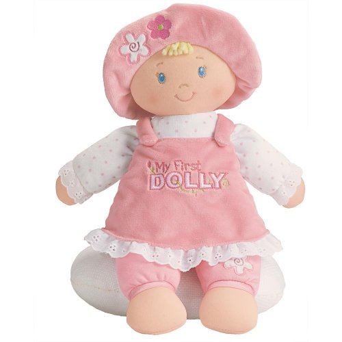 My First Dolly - Blonde - 33cm - for newborn and above