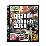 echange, troc Grand Theft Auto IV (PS3) [import anglais]