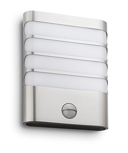 Philips-myGarden-LED-Wandaussenleuchte-Raccoon-Bewegungsmelder-edelstahl-172744716