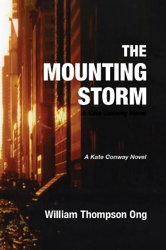 Book: Mounting Storm (Kate Conway) by William Thompson Ong
