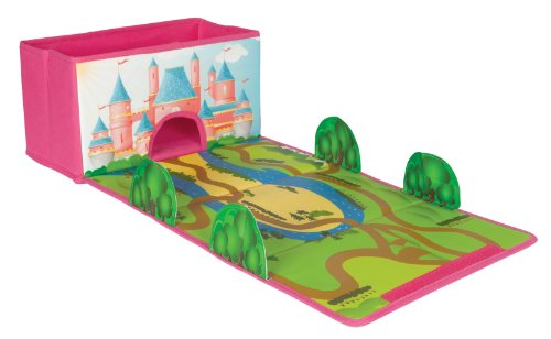 Toytainer Girls Shoebox Play N' Store