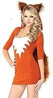 Foxy Fox Womens Halloween Custom By Royal Costumes