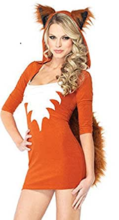 Foxy Fox Womens Halloween Costume By Royal Costumes