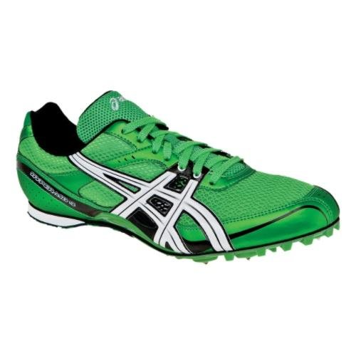 Asics Men'S Hyper Md Running Shoe,Electric Apple/White/Black,8.5 M Us
