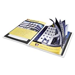 Avery Consumer Products Presentation Books, 24 Pages, 8-1/2\