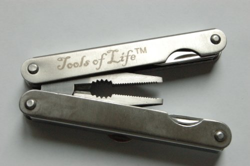 Multitool - Multipurpose Survival Tool - Multifunction