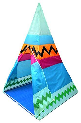 Old-Wild-West-Children-Kid-Pretend-Play-Tent-w-Storage-Bag-Colorful-Fun-Kids-Hut-Child-House