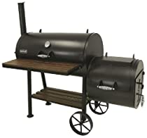 Hot Sale Bayou Classic 36-Inch x 18-Inch Smoker Grill with Firebox