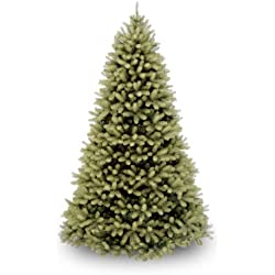 "National Tree 7-1/2-Foot ""Feel-Real"" Downswept Douglas Fir Hinged Tree (PEDD1-503-75)"