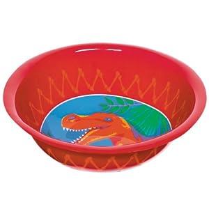"""Dinosaur/Prehistoric Party Plastic Bowl, 30cm"""