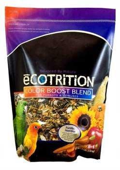 Cheap ECOTRITION COLOR BOOST BLEND PARROT/CONURE (P-84046)