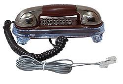 Inovera KX-T777 Landline Caller ID Phone Telephone(Nickel)