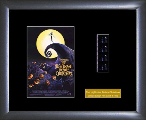 Nightmare Before Christmas (The) - Cella Movie con un'unica striscia di pellicola