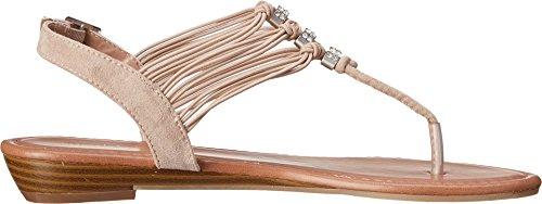 887865312260 - Madden Girl Women's Tangle Blush Fabric Sandal 7 M carousel main 2