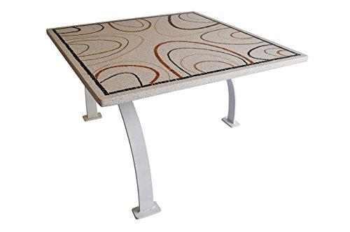 moderne-table-basse-en-marbre-avec-incrustation-de-mosaiques