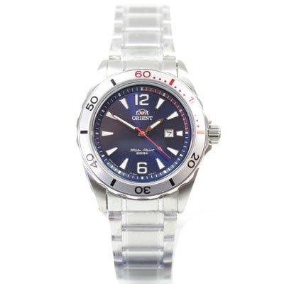 ORIENT Uhr Sport Deep Diver Quarz Damenuhr Datum FSZ3V002D0