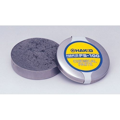 hakko fs100 01 tip cleaning paste 10 grams for ft 700 by hakko hardware tool. Black Bedroom Furniture Sets. Home Design Ideas