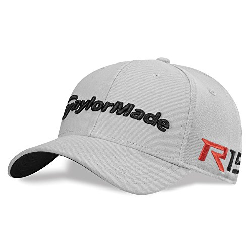 NEW TaylorMade R15/Aero Burner New Era 39 Thirty Gray Fitted L/XL Hat/Cap (Fitted Hats 39 compare prices)