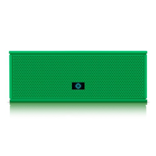 Photive Artisan Ph-Bt2020 Portable Bluetooth Speakers. Incredible Sound With 8 Hour Battery (Green)