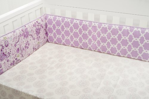 Purple And Green Bedding 3599 front