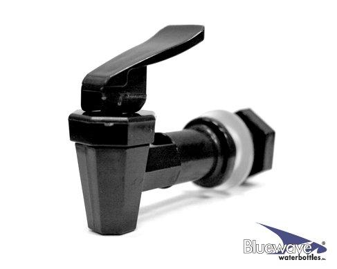 Bluewave Replacement Dispenser Spigot Valve - Black