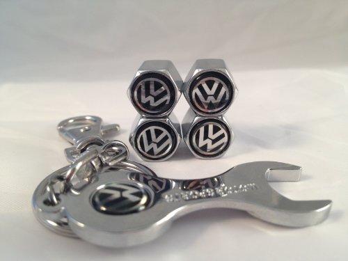 vw-volkswagen-car-wheel-tyre-valve-dust-caps-covers-spanner-keying-set-of-4