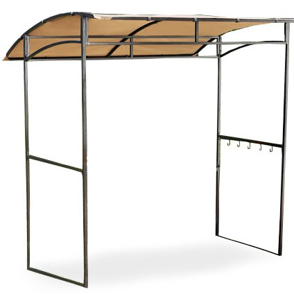 Garden Winds Curved Grill Shelter Gazebo Replacement