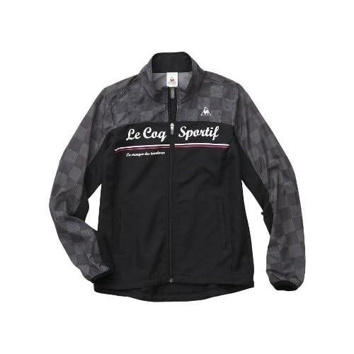 (ルコックスポルティフ)Le Coq Sportif クロスジャケット QB-575141  BLK M