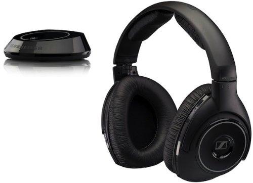 Sennheiser Rs 160 Wireless Stereo Headphones W/ Transmitter