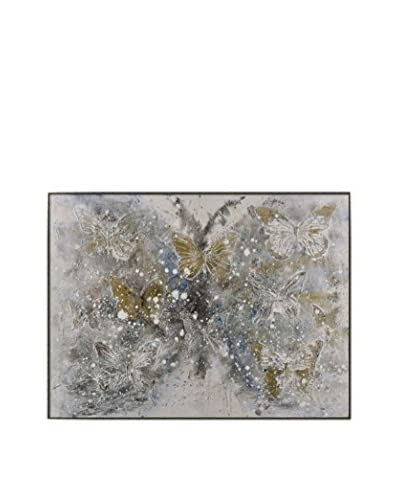 Chateau chic Panel Decorativo Blanco/Multicolor