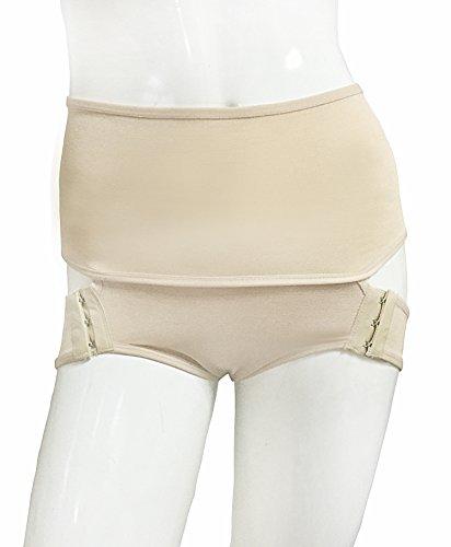 Women Shapewear Butt Lifter Waist Cincher Boy Short Tummy Control Panty (4XL, Beige) (Butt Lifter Boy Shorts 4xl compare prices)