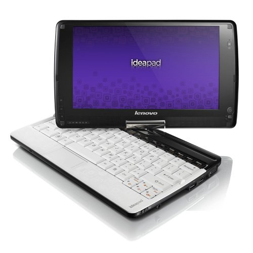 Lenovo S10-3t 0651-37U 10.1-Inch Multitouch Netbook (Black)