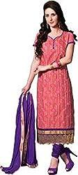 Vastrakosh Women's Silk Cotton Unstitched Dress Material (Vastra_28_Multicoloured_44)
