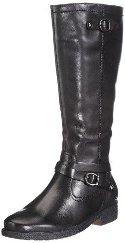 Jenny Womens Montana-St Boots Black Schwarz (schwarz 61) Size: 8 (42 EU)