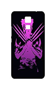 CHUNGROO Designer Printed Hard Back Case Cover for Huawei Honor 5C