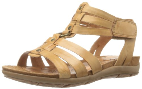 BareTraps Women's Reeta Gladiator Sandal,Auburn,6.5 M US at Amazon.com