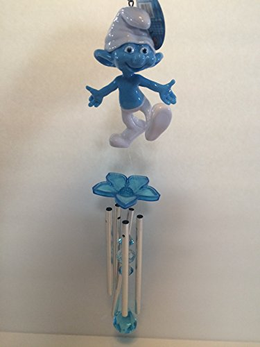 Clumsy Smurf Wind Chime