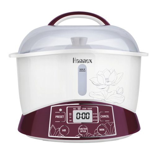 2.3-Quart Electric Multi-Stew Cooker/Steamer Pot