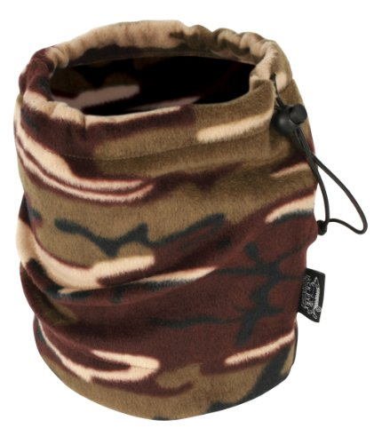 Jack Pyke Fleece Neck Gaiter - Camo