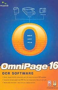 Omnipage 16 Minibox Cad (vf)