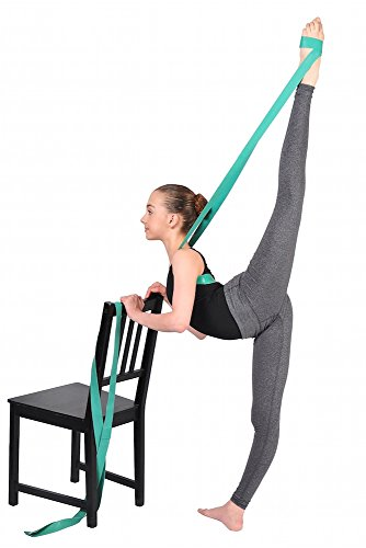 SUPERIORBAND - Ballet Stretch Band for Dance & Gymnastics Training by SuperiorStretch (Split Stretcher compare prices)