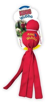 KONG Wubba Dog Toy, Colors Vary